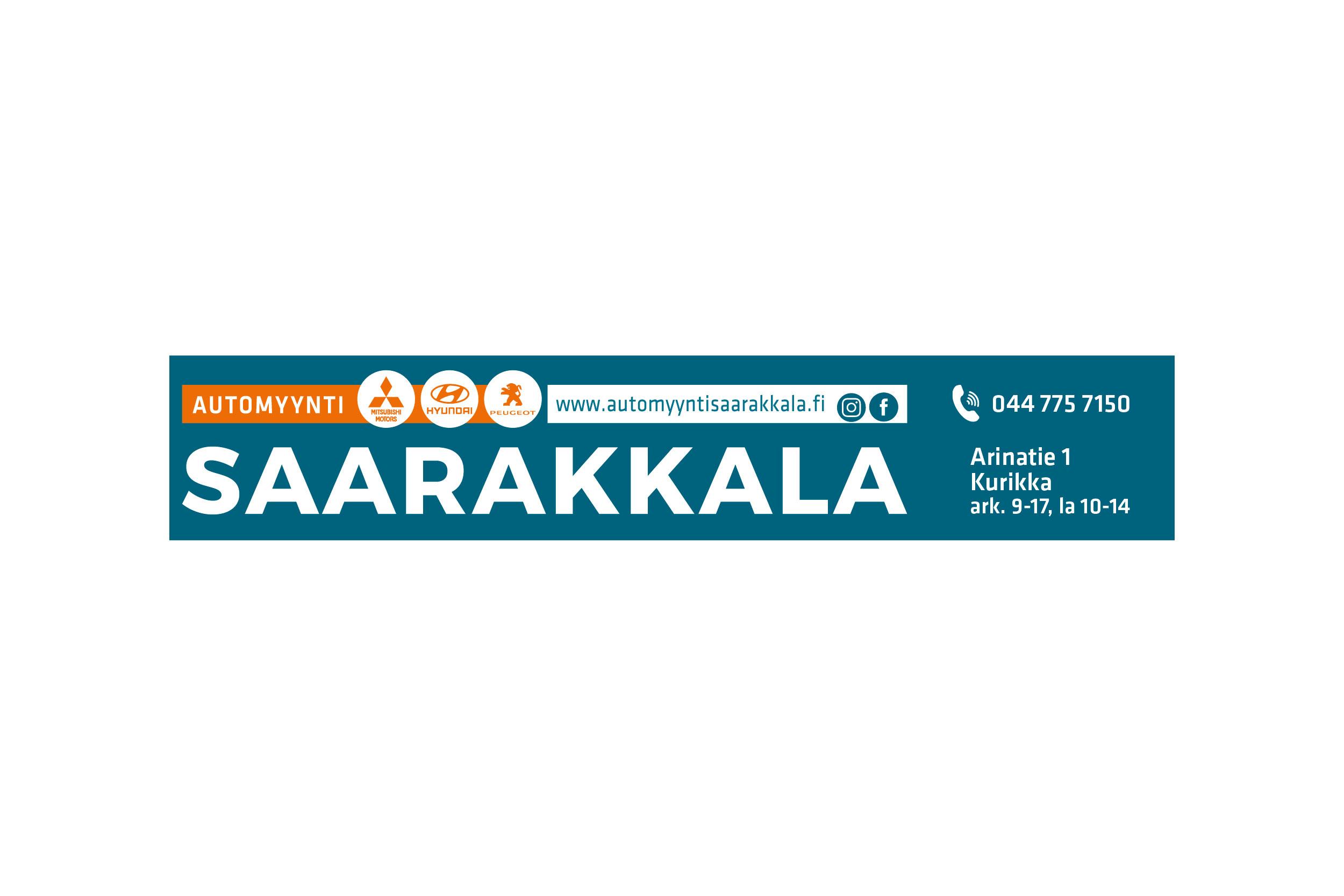Automyynti Saarakkala logo