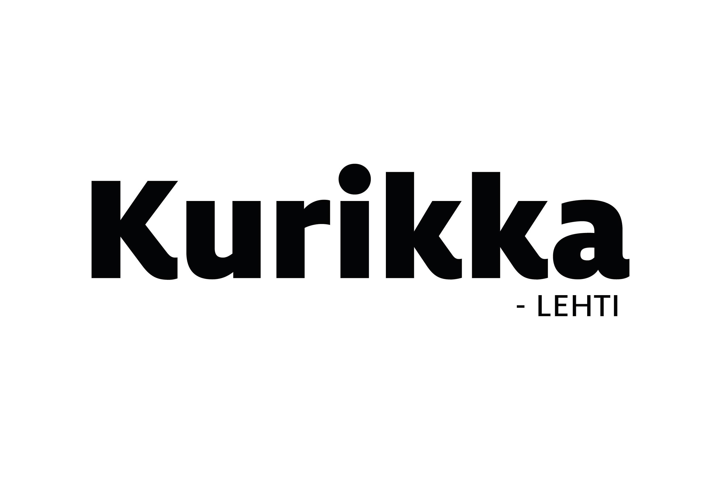 Kurikka-lehti logo