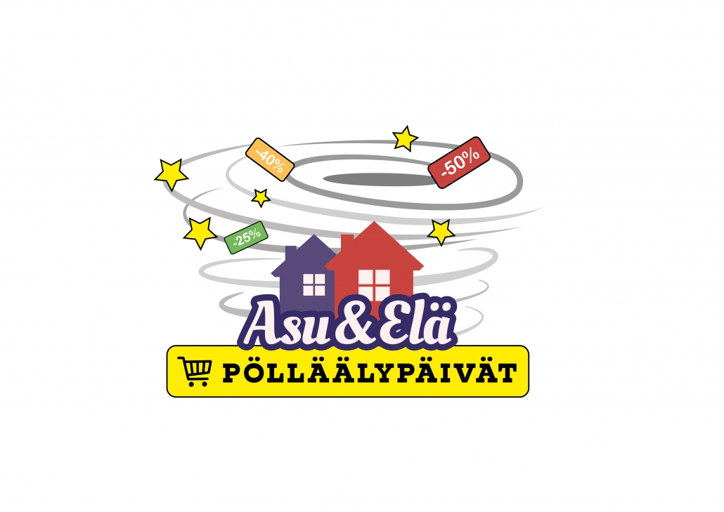 Pölläälypäivät logo