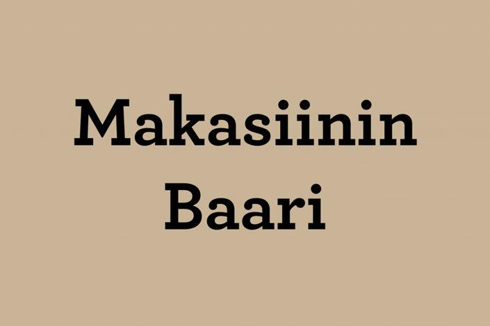 Makasiinin Baari